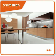 Good service modular kitchen cabinet color combinations