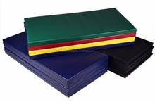 2015 Fashion Wholesale Non-toxic PVC Folding Exercise Mat