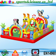 2015 hot-selling giant inflatable playground, inflatable amusement park, cheap inflatable fun city for sale
