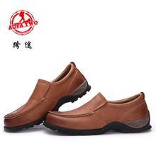 aqua 2014 dos de marca al por mayor zapatos de cuero calzado casual los hombres