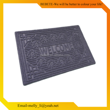 2015 High quality wholesale fashion home polyester kitchen mats