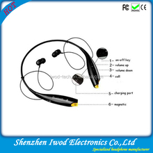 2014 cell phone cool accessory rohs bluetooth headset a2dp with best price for wholesale