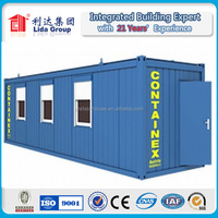 Lida low cost prefabricated container house price