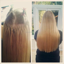Excellent 5a Cheap Price Micro Ring Hair Extensions For Blacks