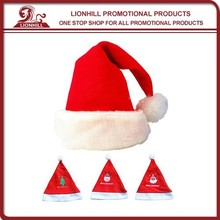 Best Promotional Gifts Popular Customized Logo Christmas Hats