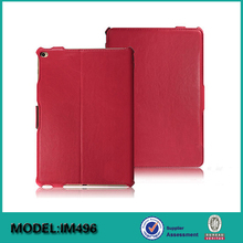 High Quality Leather Belt Clip Case For iPad Mini from alibaba China