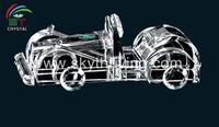 3d crystal car model crystal classic cars