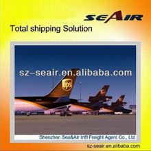 Door to door delivery service from China to Czech Republic----SEA&AIR