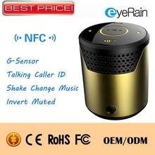 NFC portable bluetooth speaker, best mega bass speaker