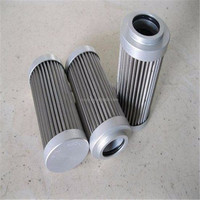 construction machine hydraulic suction unit filters