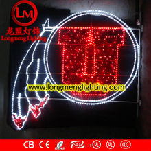 red and white led words sign decoration motif light,high quality decoration lights,CE,ROSH Approve