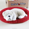 rabbit fur toy pet home accessory decoration dog