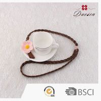 Hot New Products Quick Lead Luxurious Colorful Faux Braid Hair Band
