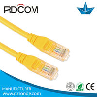 lan cat5e utp connection ,rj45 connector ethernet cat5e cable connection
