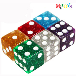 hot new products for 2015 bulk glitter powder dice wholesale