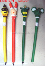 christmas ornament pen holiday gift for kids teenage and adult stationery to branded market