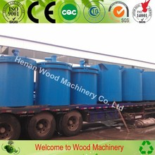 No smoke High heating value Discount Biomass charcoal kilns