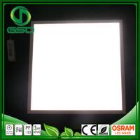 Wholesale china factory price alum frame led panel 600*600