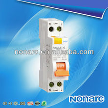 NDZLE-32(DPN) Residual Current Circuit Breaker with operation protection,types of electral circuit breakers