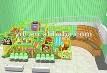 Kid indoor playground water bed