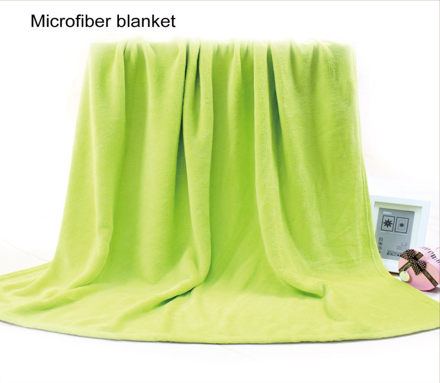 BSCI SEDEX Disney Audited manufacturer super soft warm coral fleece blanket polyester
