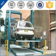 High Quality Mini Garage Equipment/Used Car Parking Machine