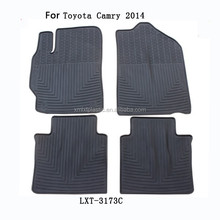 factory of car floor mat auto accessories for Toyota camry car mat