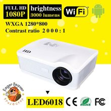 Projector 3000 lumens cheap price trade assurance supply used projectors mini projector mobile phone
