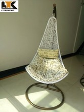 aluminium chair outdoor Outdoor Furniture baby chair Hammock Rattan Swing Chair furniture from china