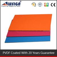 Alusign surface protective plastic film for acp panel aluminum composite panel