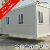 International Shipping container office