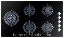 2015 newest design gas stove auto ignition gas hob