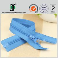 bell puller /thumb puller/two side slider puller nylon zipper for tent
