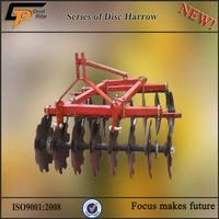 hot cakes tractor use mini disc harrow garden tools made in china