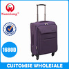 member of trade assurance service,1680D nylon trolley luggage for teenagers