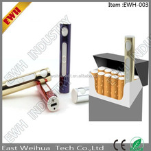 very smart outlooking usb lighter for woman and man and more safe than gas lighter