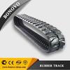 BOBCAT X 231(TYPE2) rubber crawler 300*52.5*80 Mini Excavator rubber track