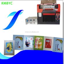 plastic card printer/wedding card printing machine/id card printer