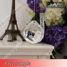 N101 Free sample AAA Top Quality Crystal balls chandelier parts