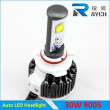 Wholesale Canbus led head light h1 h3 h4 h7 h11 h13 9004 9005 9006 9007 car led headlight