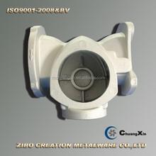 china supply OEM aluminum variable flow pump body