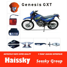 motorcycle spare parts for GXT
