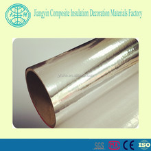 Reinforced insulation coated white pp and aluminum foil sales hot