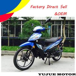 Superior moped/gas motorcycles/110cc pocket bike engine