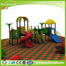Multifunction kids play structure kindergarten playground equipment