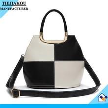 custom hot sale modern women's handbags pu leather bag wholesale