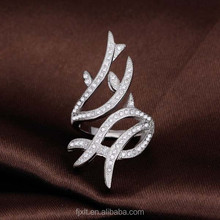 New Arrival Multiple Design 925 Sterling Silver Fashion Rings Jewelry