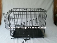 good quality wire mesh dog cage,foldable dog house