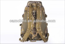 Outdoor Shoulder Backpack Military Camouflage Tactical Back Pack for Safari Backpack