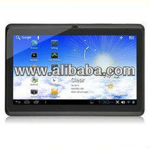 "Wholesale - Ultrathin 7"" Capacitive Android 4.0 Allwinner A13 512MB 4GB Camera WIFI Tablet PC Black 50pcs/lot"